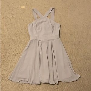 Lulus high neck dress